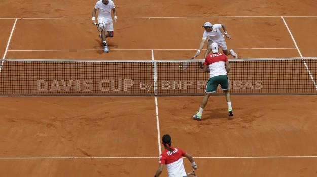Coppa Davis, italia-argentina, Tennis, Sicilia, Sport