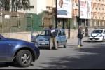 Palermo, poliziotto si spara in auto in via Ernesto Basile: strada chiusa