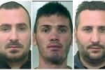 Il pizzo dopo il furto dei furgoni, tre arresti a Palermo - Nomi e foto