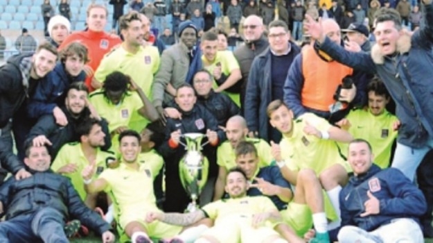 Calcio, coppa italia sicilia, milazzo, TROINA, Enna, Sport