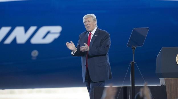 immigrazione, muro col messico, Stati Uniti, Donald Trump, Sicilia, Mondo
