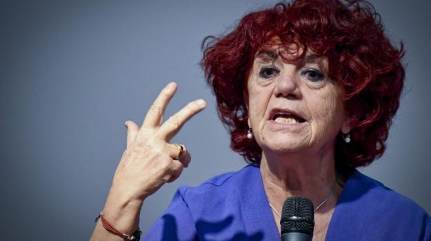 busto falcone, Valeria Fedeli, Palermo, Politica