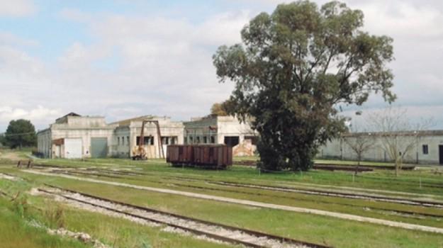 Selinunte, vecchia ferrovia, Trapani, Cultura