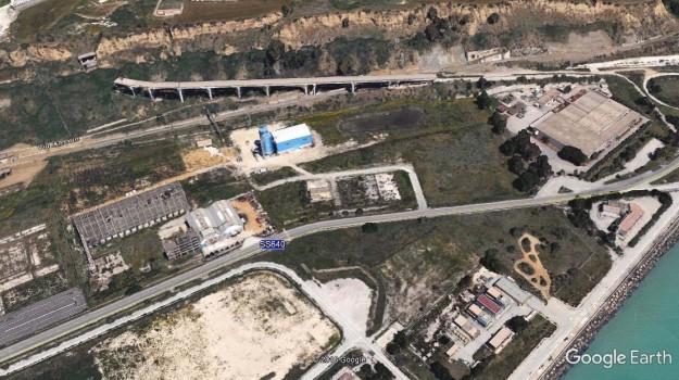 asse stradale, porto empedocle, Agrigento, Economia