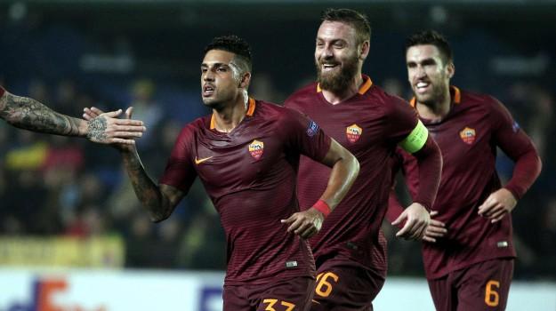 Calcio, europa league, Fiorentina, ottavi, roma, Sicilia, Sport