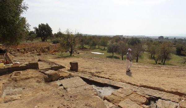 archeologia, Lillo Firetto, Agrigento, Politica
