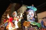 """Cala il sipario sul Carnevale di Ravanusa: vince il carro """"Circo Italia"""""""
