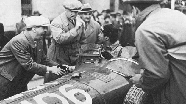 Ferrari, formula 1, Carlo Pintacuda, Enzo Ferrari, Tazio Nuvolari, Sicilia, Sport