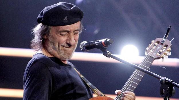 chitarrista, malore, Fausto Mesolella, Sicilia, Cultura