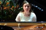Alcamo, concerto della pianista Fernanda Damiano