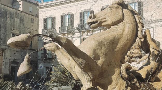 Fontana Diana, Siracusa, Cronaca