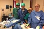 Catetere di nuova generazione per cure oncologiche a Villa Sofia