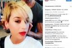 Capelli biondissimi e cortissimi, Katy Perry ci dà un taglio - Foto