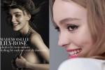"""In topless su Vogue, web in rivolta contro Lily-Rose Depp: """"Ha solo 17 anni"""""""