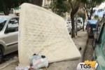 Aumentano i rifiuti ingombranti a Palermo