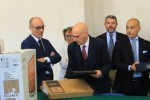 Tv, tavoli e sedie ai pazienti dell'ospedale dei bambini di Palermo