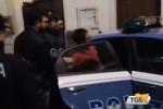 Clochard bruciato a Palermo, l'arresto di Pecoraro e le indagini