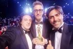 Un po' di Palermo ai David di Donatello: a Pif va il premio giovani