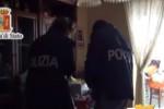 Droga dal Nord, scoperte due bande a Palermo