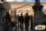 Poliziotti di quartiere nel centro storico di Palermo