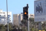 """Tram, semafori """"impazziti"""" a Palermo: pericoli e disagi"""