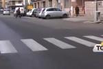 Nuovo materiale per le strisce pedonali a Palermo