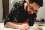 Fumettista di Vittoria espone in Vietnam