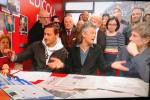 Totti super ospite dell'Edicola Fiore: lo show in studio - Video