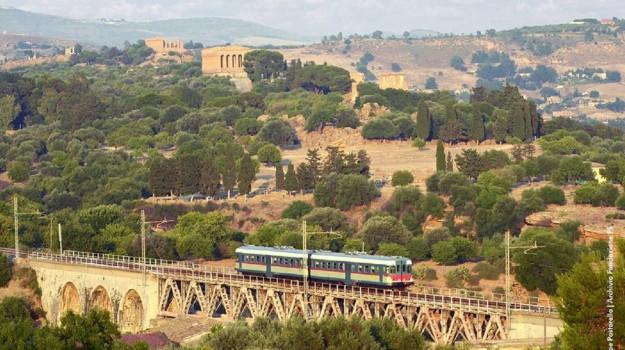 Treno storico Valle dei Templi, Agrigento, Economia
