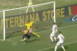 Trapani ultimo dopo la disfatta di Terni: rivedi i gol