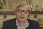Vittorio Sgarbi in tv: improvviso colpo di sonno durante il collegamento