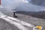 Esplosione sull'Etna, dimessi due feriti