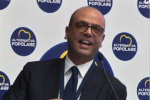 """Alfano: """"Senza l'Europa saremmo più soli, a Taormina ci sarà un ottimo G7"""""""