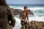 Alicia Vikander, la nuova Lara Croft sexy all'anteprima di Tomb Raider - Foto