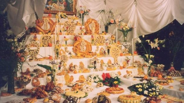 altari, poggioreale, san Giuseppe, Trapani, Cultura