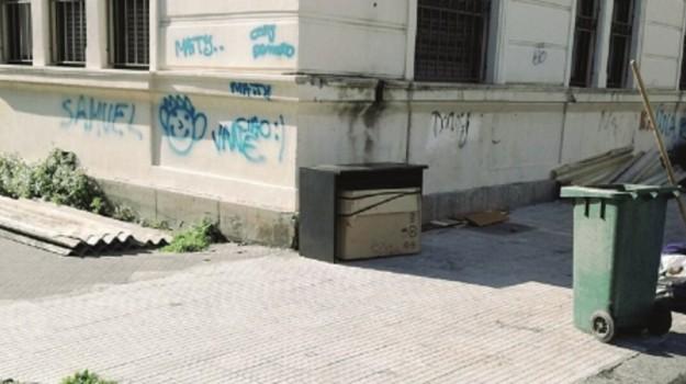 amianto messina, Messina, Cronaca