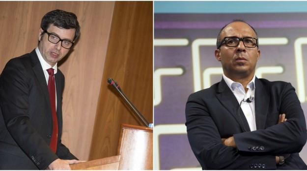 comunali a palermo, partito democratico, pd palermo, Andrea Orlando, Carmelo Miceli, Davide Faraone, Palermo, Politica
