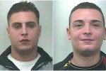 Droga nelle patatine, arrestati a Palermo due giovani di Bagheria
