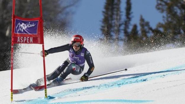 Aspen, gigante, sci, Sicilia, Sport