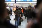 Duesseldorf, attacco con ascia in stazione: preso aggressore, ha problemi psichici