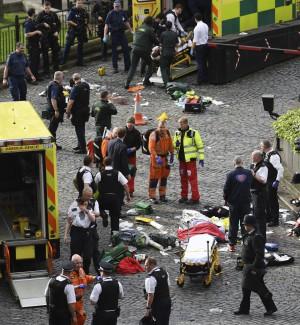 """""""Il killer di Londra ha agito da solo"""", per la polizia non ha avuto complici"""