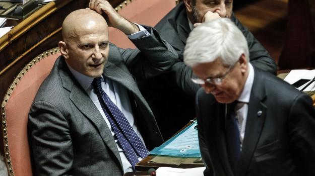 Decadenza, forza italia, Senato, Augusto Minzolini, Sicilia, Politica