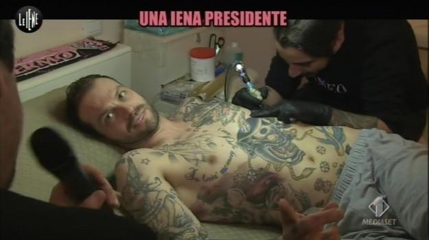 palermo calcio, tatuaggio palermo baccaglini, Paul Baccaglini, Palermo, Qui Palermo
