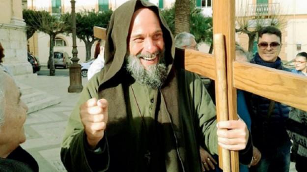 papa a palermo, Biagio Conte, giuseppe zaffuto, nicola caldarone, rosario schicchi, Palermo, Cronaca