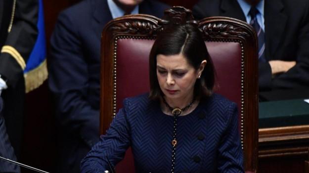 camera, presidente della Camera, trattati Roma Ue, unione europea, Laura Boldrini, Sicilia, Politica