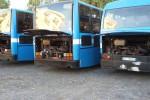 Manomessi venti bus a Giarre: disagi per studenti pendolari