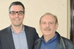 Corrado Santuccio e Pino Caldarella