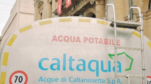 acqua caltanissetta, caltacqua, Caltanissetta, Cronaca