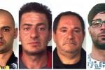 Omicidio Caponnetto a Belpasso: 4 arresti - Nomi e foto