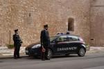 Controlli dei carabinieri ad Alcamo